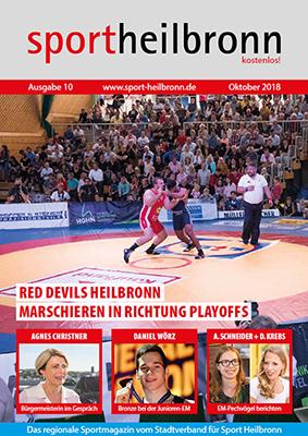 sportheilbronn-Ausgabe 10
